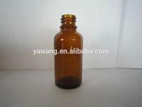 Amber Medicated oil / Essential oil Glass Bottles