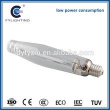 American standard 1000w shape ET lumen High pressure sodium lamp high effective energy saving lamp