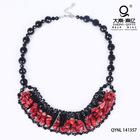 coral chips necklace bead landing wholesale