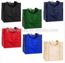 REUSABLE SHOPPING BAG TOTES...6 Vibrant Colors new!