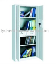 new design electrostatic file cabinet grey surface coating