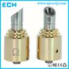 E-cigarette accessories rebuildable RDA wax vaporizer