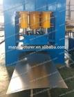 galvanized steel door skin pressing press making stamping forming machine