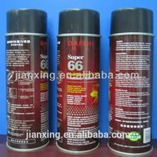 Eco-friendly embroidery 3m spray glue adhesive spray