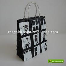 Custom High Quality Plastic Gift bag & Shopping bag