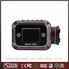 Waterproof 720P Sport Video Camera For Car Bike Helmet Surfing