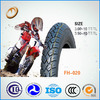 High quality tubeless motorcycle tyre 350-10