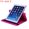 for ipad air 2 case, for ipad 6 case, tablet cover flip leather case for ipad 6