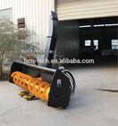 HCN brand BM15 series skid steer loader snow blower for sale