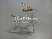 Crystal Gold Goat