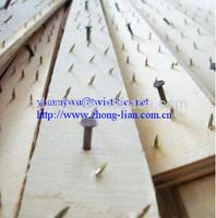 carpet tack strip/gripper for carpet installation