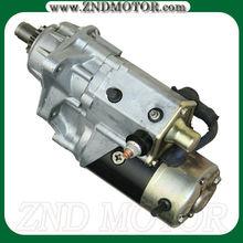 Voltage starter motor