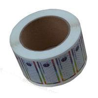 make in china anti-theft adhesive sticker,fragile label sticker