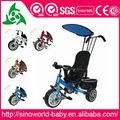 El más nuevo diseño de alta calidad, andador triciclo