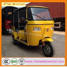 India Bajaj motor tricycle/bajaj three wheeler auto rickshaw/bajaj passenger three wheel scooter
