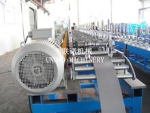 warehouse Storage rack framework roll forming machine * roll grooving machine