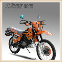 Classical dirt bike cheap 125cc DT150