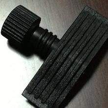 Guangzhou más nuevo 4 mm pe plástico pitorro