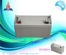 panasonic ups battery 12v100ah, 75ah sealed lead acid ups battery