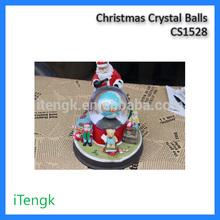 fashion christmas crystal balls wholesale