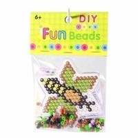 Hot DIY Educational Mini Hama Beads and Pegboard