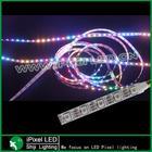 LED dream color strip WS2812B addressable color LED Light Strip 60 Pixel 5050 RGB SMD WS2811 IC