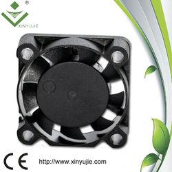 black motor protection environmental protection 5v/12v industrial fan water cooler