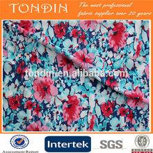 new design 4 side stretch polyester fabric for garment Korea Italian/winter coat