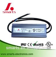rainproof LED Power Supply 80W 12V/ 24V LED Adapter with IP67