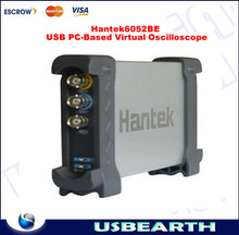 H037 Hantek6052BE USBXI 2CH USB Digital Storage Oscilloscope 50MHz 150MS/s