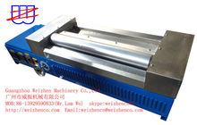 single roller hot melt glue laminating machine/ epe foam gluing machine