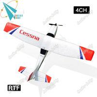 Cessna 4CH EPP foam Electric rc hobby