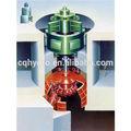 Hydroélectriques/petites/pelton turbine à eau mini centrale électrique utilisé dans l'électricité