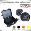 New Arrival Waterproof IP67 Heavy Duty Hard Plastic Case for DJI Phanton with Retractable Handle (544025)