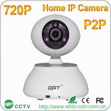 high quality white/black mini wireless internet ip camera webcam cctv