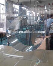 Free Logo Customized Acrylic Holding Jellyfish tank 600x370x680mm made in China
