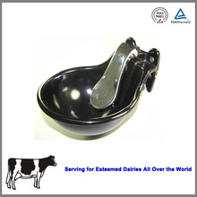 2014 hot sale Casting Iron with enamel coating drinking bowls for horse/sheep/cows/calf/