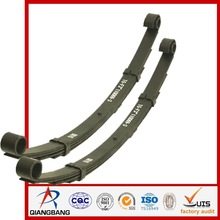 Trailer Parts spring steel sheet for leaf springs
