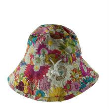 2014 wholesale floral supreme bucket hats