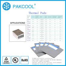 Non-TOXIC thermal conductivity fiberglass silicone rubber heating pad for solar