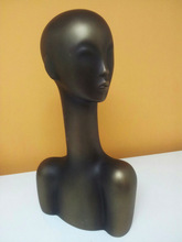 mannequin head display for hat or scarf