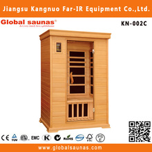 relax and enjoy far infrared sauna shower combination