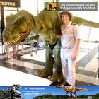 MY Dino-attractive walking dinosaur costume of halloween costumes