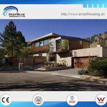 luxury light steel architectural house/villa