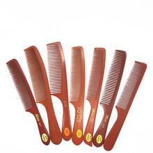 Alta resistente ao calor baber pente de osso plástico pente de cabelo