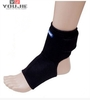 neoprene black color ankle support ankle pad