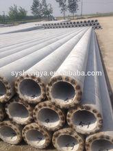 prestressed spun pole/pile concrete pole mould SY-pole
