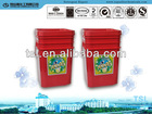 Barrel packing free chemical formulas for cleaning product washing powder
