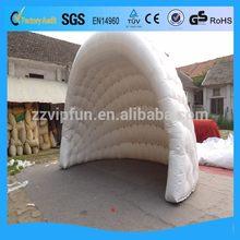 Alibaba china classical inflatable airtight tents
