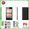 2014 phones for sale cheap big screen smartphone dual camara P6